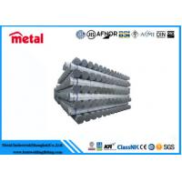 China Carbon Steel Hot Dip Galvanized Tube Round Shape DN200 Sch60 Q215 For Gas wholesale