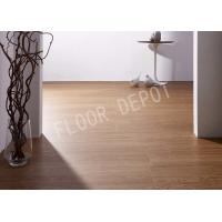 China UV Coating Commercial Vinyl Flooring Tile Virgin Material Click Lock Recyclable wholesale