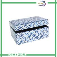 China Decorative Cardboard / Bowknot Paper Gift Boxes With Full Color Printing wholesale