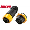 China M25 Field Assembly Waterproof Plug Socket , IP67 Industrial Plug And Socket wholesale