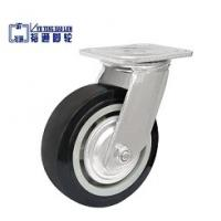 China Black TPU Industrial Casters wholesale