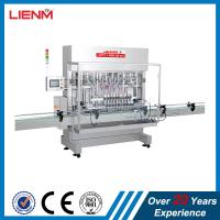 China China factory Automatic cosmetic automatic liquid soap bottle filling capping labeling machine filling line packing wholesale