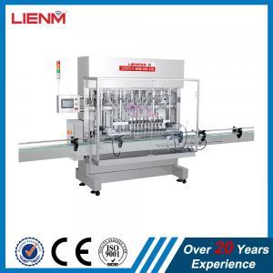 China Hand Washing Liquid Body Soap Liquid Soap Bottling Filling Machine Packing Machine Filling Line wholesale
