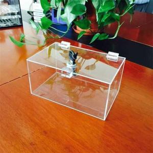 China Transparent acrylic box acrylic candy box and gift box wholesale