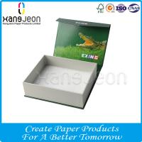 China Customized 4C Printed Fashion Book Style Gift Paper Package Box with Logo wholesale