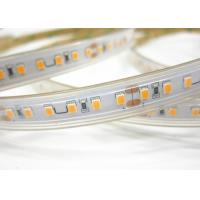 China Outdoor IP68 Waterproof Rgb Led Strip Lights Customized Length Eco - Friendly wholesale