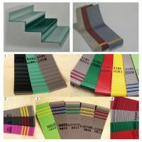 China Rubber / PVC Flooring Accessories Integral Stair Step Non - Slip Easy To Clean wholesale