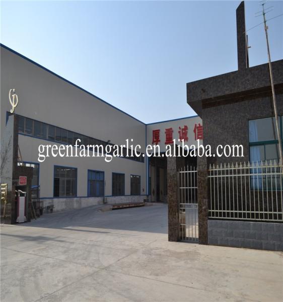 garlic factory