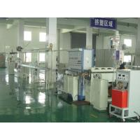China Power Cable Production Line Cable Extrusion Machine With Φ 4-20 mm Outlet Wire Scope wholesale