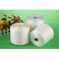 China Anti - Pilling 50/2 100% Knotless High Tenacity Polyester Yarn Excellent Evenness wholesale