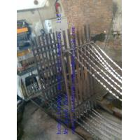 China low price 450mm/730mm/980mm coil concertina razor barbed wire wholesale