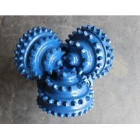 China Water / Oil Well Drilling Tricone Rock Bit High Strength Forging Processing wholesale