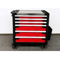Buy cheap SPCC 955mm Ball Bearing 6 Drawer Rolling Tool Chest On Wheels from wholesalers