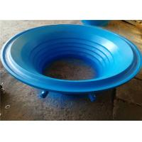 China Vacuum Process Mn13cr2 Concave Cone With Painting Surface Treatment wholesale