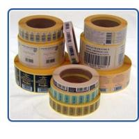 China self adhesive labels for bottles wholesale