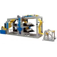 Buy cheap PP / HDPE Woven Bag 4 Color Flexographic Printing Machine High Efficiency from wholesalers