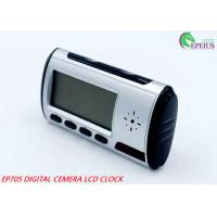 China Remote Control Wifi Camera Clock Full HD 720P P2P Network For Home / Office Security wholesale