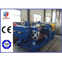 China Customized Rubber Mixing Machine One Year Warranty With Hardened Gear Reducer wholesale