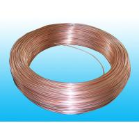 China Copper Coated Bundy Tube , Soft Low Carbon Bundy Tubes on sale