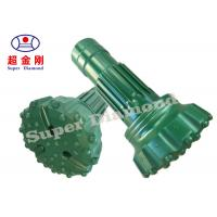 China 10 254mm QL80 DTH Drill Bits , Water Well Drill Bits Longer Service Life on sale