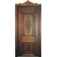 China Walnut Solid Wood Compound Doors (PH-1001) wholesale