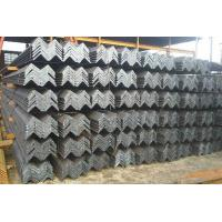 China GB / JIS / EN ST37-2 Metal Steel Angle Iron 50 X 50mm , Equal And Unequal Hot Rolled Steel Angle wholesale