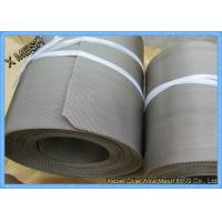 China SS304 Stainless Steel Woven Wire Mesh Screen 80 Mesh Diamter 0.12mm 1m X 30m wholesale