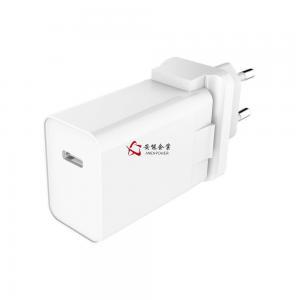 China 20W EU Plug Universal USB-C Power Adapter 5V 3A 9V 2.22A 12V 1.67A Single Output PD Charger For iPhone12 Pro Mini Max wholesale