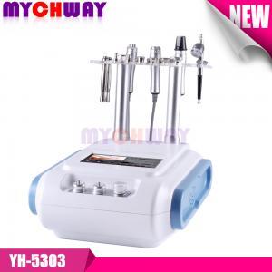 China 3DSmart Bipolar Rf W/ Vacuum+Bipolar+Quadrupole+Diamond Dermabrasion+Spray wholesale