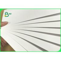 China Grade AA Super White Absorbent Paper In Sheet 0.4mm 0.6mm 0.8mm For Coaster wholesale