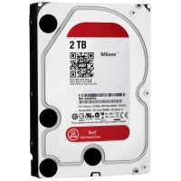 China Red NAS Hard Disk 2TB SATA 7200rpm Internal Hard Disk Drive WD20EFRX on sale