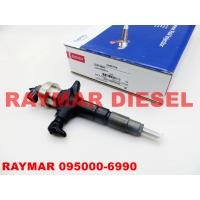 China 095000-6990 095000-6991 Denso Diesel Fuel Injector wholesale