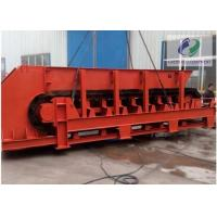 China Cast Steel Apron Feeder System For Blocky Material Customized Size wholesale