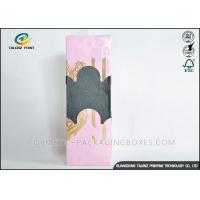 China Printing Luxury Cosmetic  Makeup Box For Perfume /  Skincare Products on sale