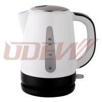 Quality 1.7L Plastic Concealed Cordless Electric Kettle for sale