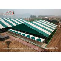 China Aluminum frame marquee tent, big clear span aluminum and PVC event marquee tent, Aluminum frame tent with large span on sale