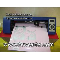 China Mini Cutting Plotter With Contour Cutting A3 Vinyl Cutter With Optical Eye Sticker Cutters wholesale