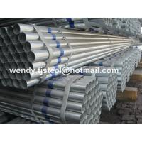 China 20 Inch Hot Dipped Alloy Pre Galvanized Steel Pipe 12m hot sale! wholesale