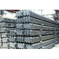 China Hot Rolled Equal and Unequal Steel Angle Iron Demensions wholesale