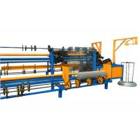 China Width 1-3m Welded Mesh Machine For Welded Wire Fencing Mesh Panel And Construction wholesale