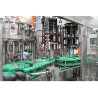 China Fast Speed Automatic Craft Small Scale Beer Bottling Machine For Brew House wholesale