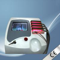 China 650nm Lipo Laser Slimming quipment / laser lipo treatment system for fat removal wholesale