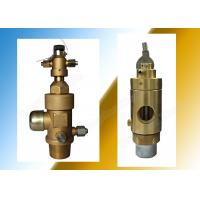 China Electrically Activited Fm200 Container Valve DC24V Working Pressure wholesale