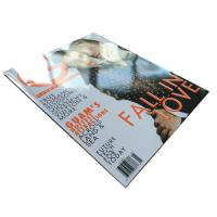 China Film lamination A4 Low Cost Magazine Printing with Personalized logo wholesale