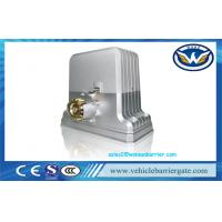 China Die Casting Aluminum Alloy Sliding Gate Motor With Accurate Limit Braking wholesale