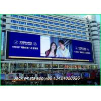 Buy cheap Fhd High Brightness Rgb Led Screen Outdoor / Led Advertising Board With Die from wholesalers