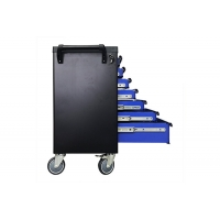 """China 30"""" Keylock 7 Drawer Tool Chest For Storehouse Anti Rust Treatment wholesale"""