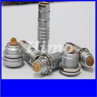 Quality K series 5-pin waterproof connector lemo ip68 circular connector for sale