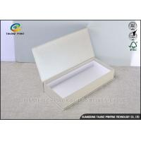 China Pen Packaging Decorative Paper Boxes 110gsm Fancy Paper Premium Materials wholesale