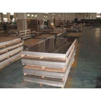 China 430 304 316 Cold Rolled Stainless Steel Plate / Sheet ASTM JIS 8K HL Mirror Finished wholesale